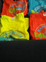 FREE - Kids T-Shirts - youth small in Naperville, Illinois