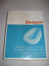 Bed Pan in Naperville, Illinois