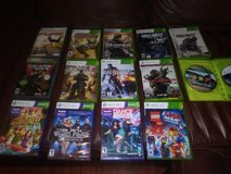 XBOX 360 games in Spring, Texas