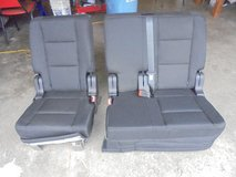 New Pedistal Police Interseptor seats in Fort Lewis, Washington