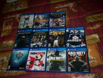11 playstation 4 games in Elizabethtown, Kentucky