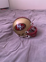 49ers Riddle Mini Helmet in Fort Leonard Wood, Missouri