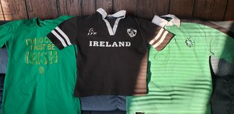 St. Patrick's Day Ireland Three Shirts 12/14 and Jr Medium See All Pix in Glendale Heights, Illinois