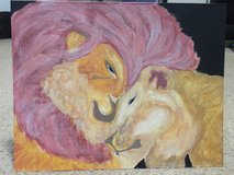 PAINTING ON CANVAS BY : J.P. in Beaufort, South Carolina