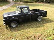 1958 Ford F-100 in Fort Campbell, Kentucky