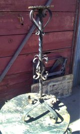 Metal/Steel/Iron Candle Holder in Alamogordo, New Mexico