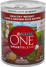 Purina One Weight Management 2 Cases Dog Food in Kingwood, Texas