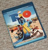 RIO Blu-Ray and DVD Combo 3 Disc Set in Joliet, Illinois