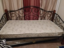 Trundle bed includes mattresses in Camp Pendleton, California