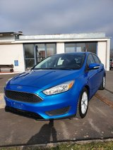 2015 Ford Focus SE only $7900!!! in Hohenfels, Germany