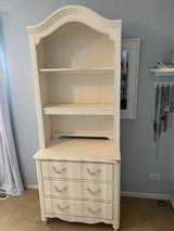 Dresser with hutch in Chicago, Illinois