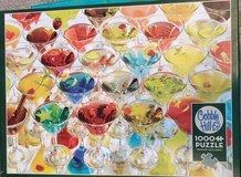 Jigsaw puzzle- Martinis! in Naperville, Illinois