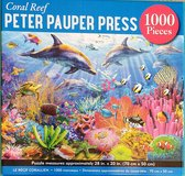 Jigsaw puzzle- Coral Reef in Naperville, Illinois