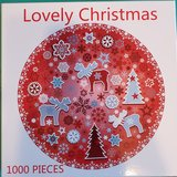 Jigsaw puzzle- Lovely Christmas in Naperville, Illinois