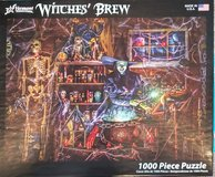 Jigsaw puzzle- Witches' Brew in St. Charles, Illinois
