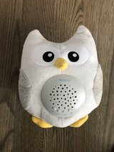 Like new! Bubzi Co. Soothing Sleep Owl in Naperville, Illinois