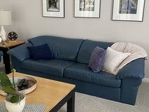 Beautiful leather couch and loveseat in Chicago, Illinois
