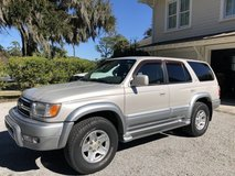 2000 Toyota 4Runner Limited in Beaufort, South Carolina