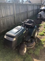 "CRAFTSMAN 42"" Lawn Tractor in Cherry Point, North Carolina"