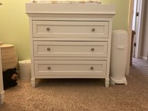 Nursery Dresser with Changing Table in Chicago, Illinois