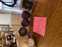 I have 5 Boeing clocks  4 of them new price in Fort Lewis, Washington