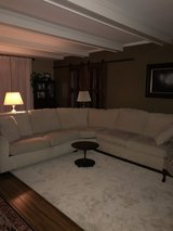 4 piece Sectional couch, includes chaise in Chicago, Illinois