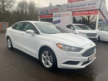 2018 Ford Fusion SE in Ramstein, Germany