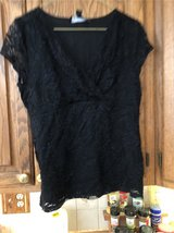 black lace top in Glendale Heights, Illinois