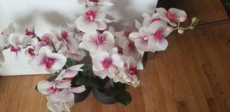 """Beautiful FAUX / FAKE Orchids (Lavender Color, 24-30""""H) in Fort Carson, Colorado"""