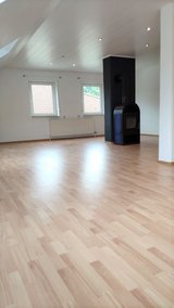 Completely Renovated! Awesome 5 Bedrm Apartment w/ Balcony & Fireplace - Ramstein School District in Ramstein, Germany
