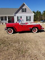 1949 willy Jeepster in Camp Lejeune, North Carolina