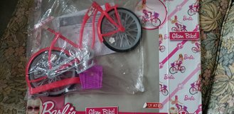 Pink Barbie Bicycle in Chicago, Illinois