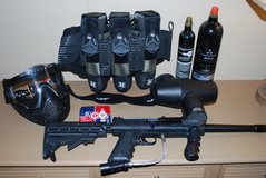Paintball gun and accessories in Baytown, Texas