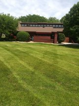 Spring clean up , Mowing , mulch, sod in Naperville, Illinois