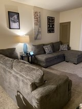 2 piece sectional in Norfolk, Virginia