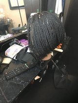 Braided bob in Fort Campbell, Kentucky