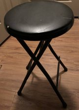 folding bar stool in Denton, Texas