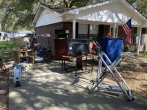 Yard Sale in Beaufort, South Carolina