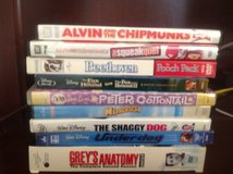 DVDs, new and preowned in Chicago, Illinois