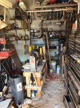 FREE GARAGE FULL OF TOOLS FREE in Naperville, Illinois