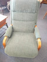 Green Recliner in Chicago, Illinois
