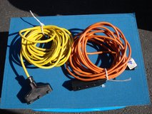 CHOICE OF 25 FOOT MULTI OUTLET EXTENTION CORDS in Chicago, Illinois