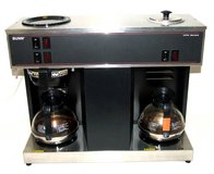 Bunn Commercial 12 Cup Pourover Coffee Brewer / 3 Warmers  ~ NSF in Westmont, Illinois