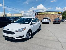 2018 Ford Focus SE Hatchback 4D 4 FWD 4-Cyl, 2.0 Liter in Fort Campbell, Kentucky
