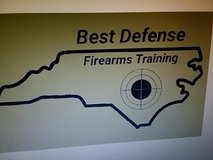 nc concealed carry class in Camp Lejeune, North Carolina