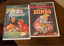 The Fox & the Hound/Dumbo DVDs in Chicago, Illinois