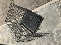 Metal pet cage carrier in Ramstein, Germany