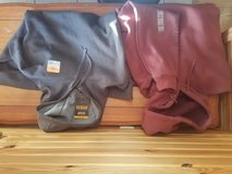 Carhart and Ariat hoodies brand new with tags in Fort Leonard Wood, Missouri
