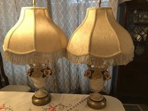 Antique lamps in Spring, Texas