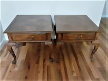 2 end tables with drawers in Alamogordo, New Mexico